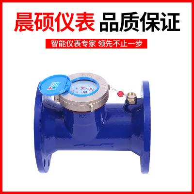 大口径机械家用水表
